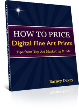 You Get the Bonus e-book with How to Profit from the Art Print Market.
